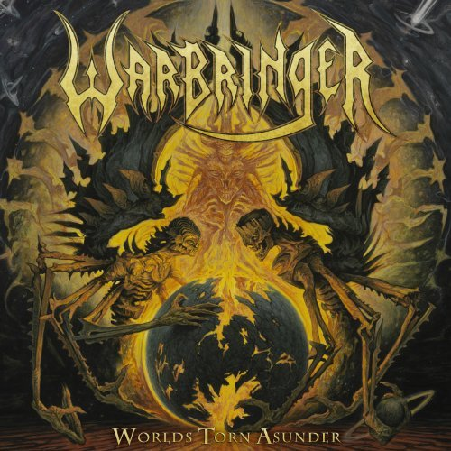 Worlds Torn Asunder by Warbringer (2011-09-27)