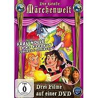 Die große Märchenwelt (Frau Holle, Das Eselein, Jorinde & Joringel)