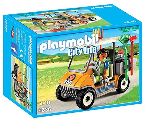 Playmobil - Cuidador del Zoo 6636