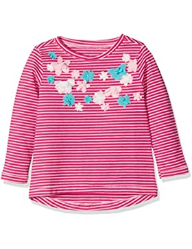 Hatley Long Sleeve Graphic Tees, Maglia a Maniche Lunghe Bambina