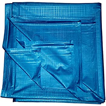 DeerositaTM Baby Plastic Sheet/Mattress Protector Sheet,Waterproof Bedsheet (6.5 Ft x 6 Ft) Plastic/PVC (Random Color Will be Sent As per Availability)