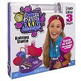 Cool Maker 6025044 - Kit per Creazioni a Maglia Knits Cool