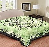 Rajcrafts 220 TC Cotton Double Bedsheet ...