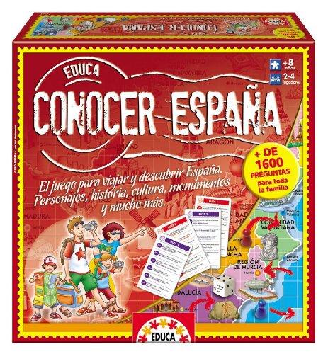 Educa Borrás Conocer España (14668)