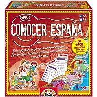 Educa Borrás - Conocer España (14668)