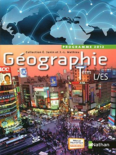 Géographie : Term L/ES