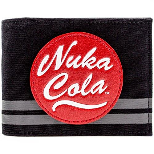 uka Cola Vault Boy Rot Portemonnaie Geldbörse (Commonwealth Kostüme)