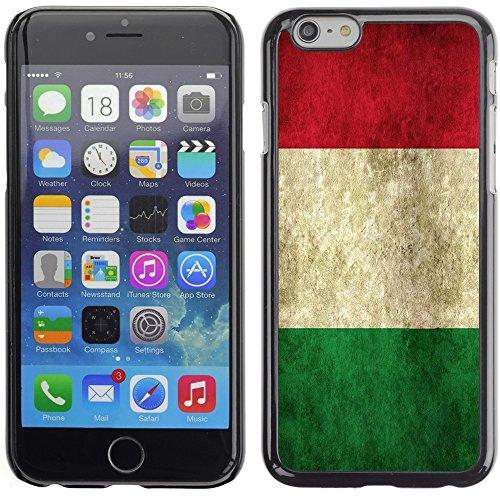 Graphic4You Vintage Uralt Flagge Von Kroatien Kroatisch Design Harte Hülle Case Tasche Schutzhülle für Apple iPhone 6 Plus / 6S Plus Italien