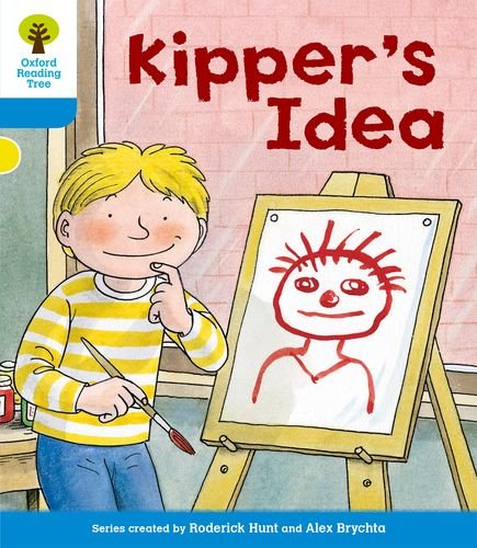 Oxford Reading Tree: Level 3: More Stories A: Kipper's Idea