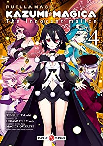 Puella Magi Kazumi Magica : The Innocent Malice Edition simple Tome 4