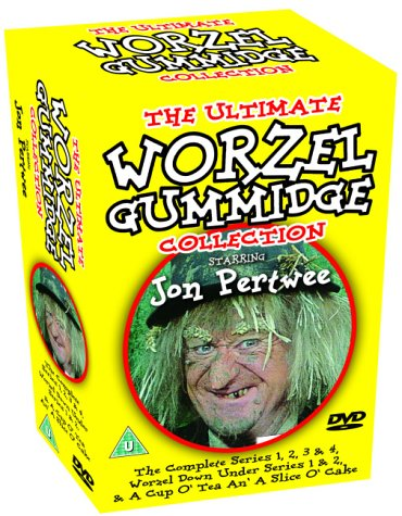 Worzel Gummidge: The Ultimate Collection - Complete Series 1, 2, 3 & 4 [DVD]