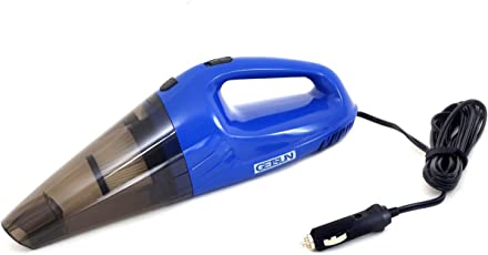 GetSun G-1612C High Power Wet and Dry Car Vacuum Cleaner (Blue)
