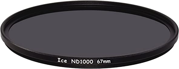 ICE 67mm ND1000 Filter Neutral Density ND 1000 67 10 Stop Optical Glass
