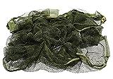 """Trakker 42"""" Landing Net Spare Mesh Olive T214704 Keschernetz Ersatznetz Ersatzkeschernetz"""