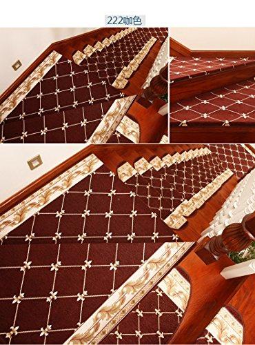 XBR tapis jacquard _ ménage européen mat sixième génération des tapis en caoutchouc tapis de jacquard libre,140 le vin rouge,- 30 * 100 libre en plastique