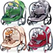 Baby Bouncer JUNGLE (including removable play arch) by Stimo24
