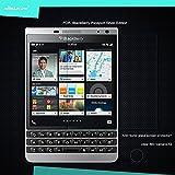 [Nillkin® Amazing H+ Pro Certifié 100% Original] Protection écran en verre trempé extra fin 0.33 mm pour BlackBerry Passeport Silver Edition - Anti-explosion, Anti-reflet