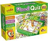 Lisciani Giochi 49158 - Carotina Piccoli Quiz Alfabeto e Parole