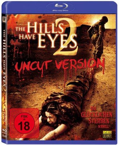 The Hills Have Eyes II - Deutsche Fassung - Blu-ray