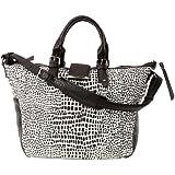 Friis & Company Contrast Current Everyday Bag 1350507-001, Damen Henkeltaschen 50x32x26 cm (B x H x T)