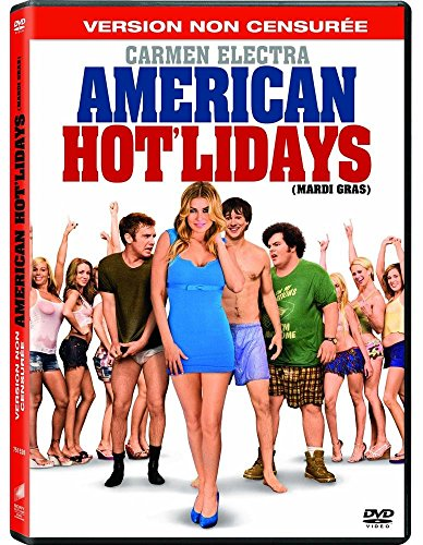 American hot'lidays [FR Import]