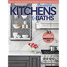 Better Homes and Gardens: Beautiful Kitchens & Baths (English Edition)