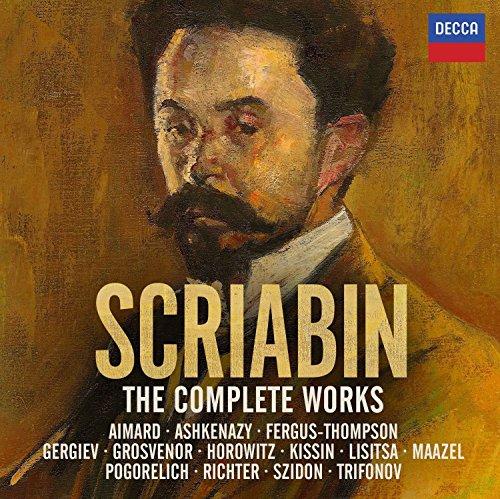 Decca Box (Scriabin: The Complete Works)
