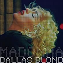 Madonna, Dallas Blond, Limited Edition Coloured Vinyl