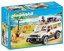 Playmobil 6798 Wildlife Safari Truck with Lions