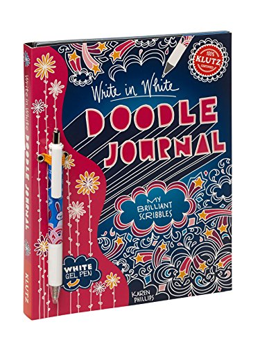 Doodle Journal Write in White (Klutz)