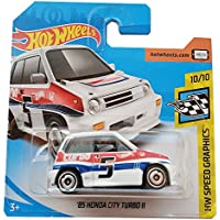 Hot Wheels 85 Honda City Turbo II - HW Speed Graphics - 2018 68/365