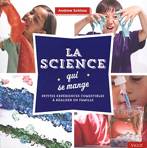 La science qui se mange
