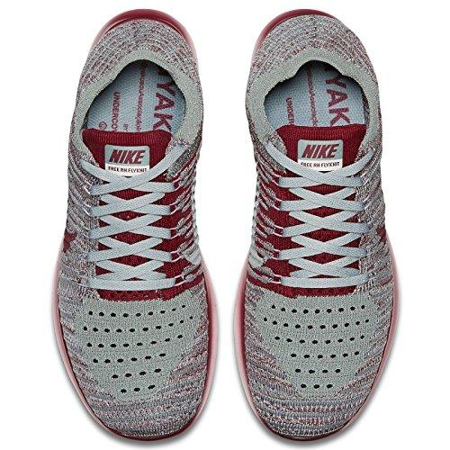 Nike Wmns Free RN Flyknit, Scarpe da Corsa Donna SKY PINK/WHITE 006