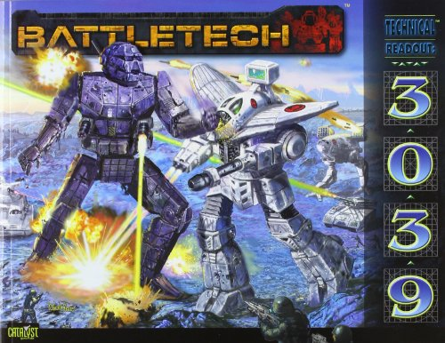 CBT Technical Readout: 3039 (Battletech)