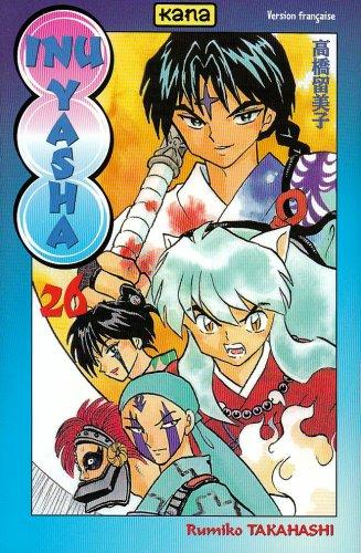Inu Yasha Vol.26 par TAKAHASHI Rumiko