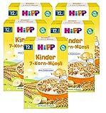 bambini Hipp 7 cereali muesli, 5 (5 x 200g)