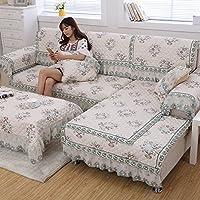 autunno/inverno slittamento divano cuscini/Pastorale tessuto lino cuscino-come/Semplice