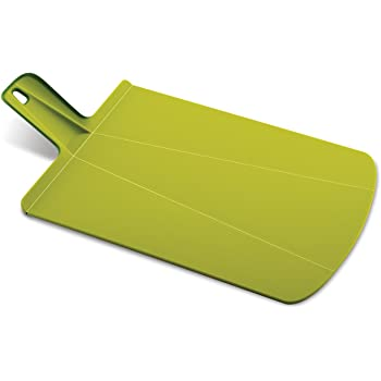 Joseph Joseph NSG016SW Chop2Pot Plus Schneidebrett Klein, grün