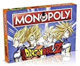 Monopoly Dragon Ball Z - Version Française - Référence Gaming