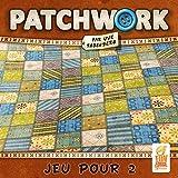 GLXQIJ Patchwork-Brettspiel, Strategie-Kartenspiel FüR Kind Party Game Toys Table Game, Englische Version