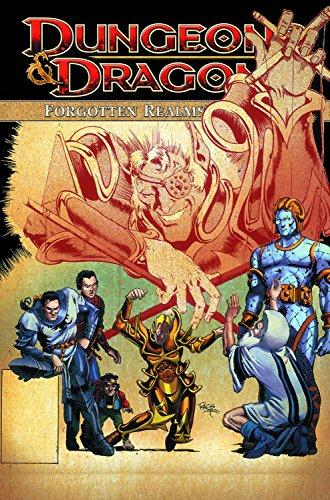 Dungeons & Dragons: Forgotten Realms Classics Volume 3