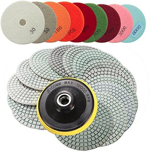 diamond-polishing-padsgochange-15pcs-4-inch-wetdry-diamond-polishing-pads-stone-polishing-accessorie