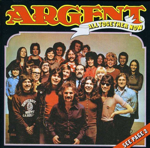 Argent: All Together Now (Expanded+Remastered ed.) (Audio CD)