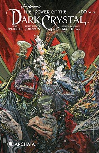 Jim Henson's The Power of the Dark Crystal #10 (of 12) (English Edition) Buckingham Crystal