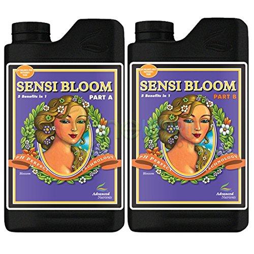 Advanced Nutrients PH Perfect Sensi Bloom A+B 1L Spot Combo Pack