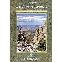 Walking in Sardinia: 50 walks on the Ogliastra coast, Supramonte and Gennergentu mountains (Cicerone Guides)