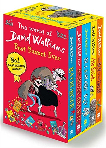 The World of David Walliams: Best Boxset Ever par David Walliams