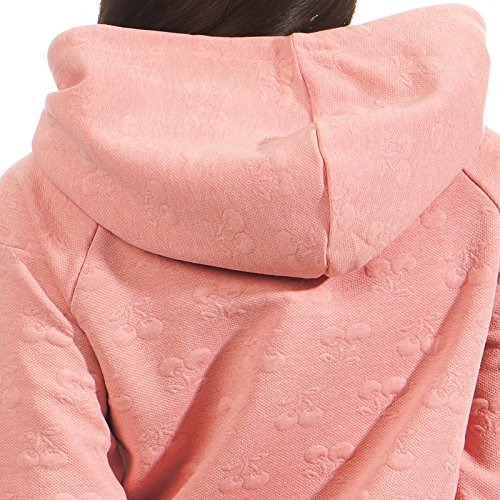 ONLY - Sweat à capuche - Femme Rosa: BLUSH