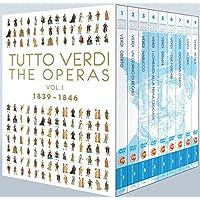 Tutto Verdi - The operas -