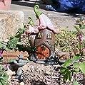 Fairy Lily Cottage 5teiliges Set für Feen, Elfen und Zwerge von FHFY - Du und dein Garten